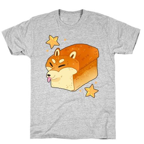 Shiba Inu Loaf T-Shirt