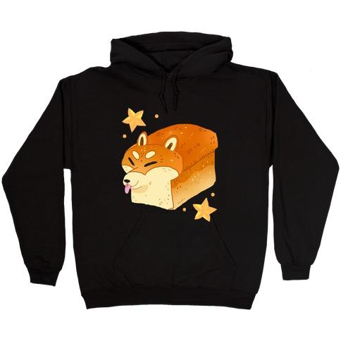 Shiba Inu Loaf Hooded Sweatshirt