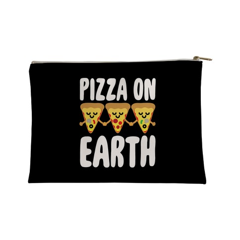 Pizza On Earth Accessory Bag