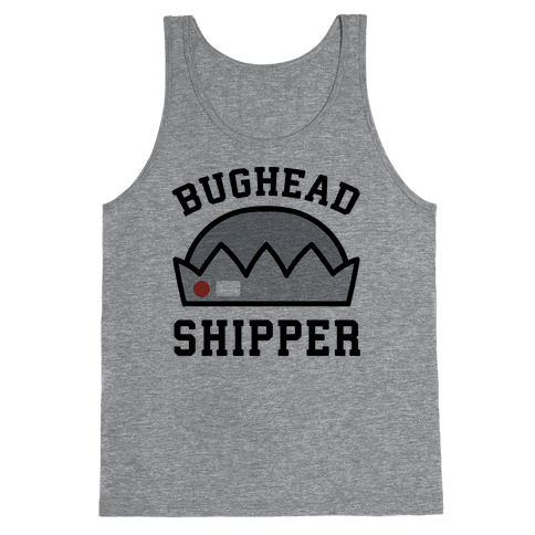 Bughead Shipper  Tank Top