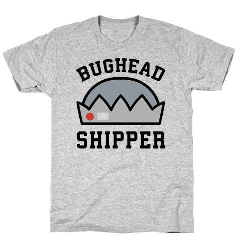Bughead Shipper  Mens T-Shirt