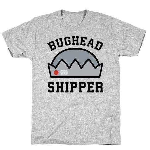 Bughead Shipper  Mens T-Shirt