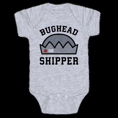 Bughead Shipper  Baby Onesy