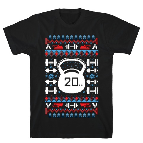 Ugly Fitness Sweater T-Shirt