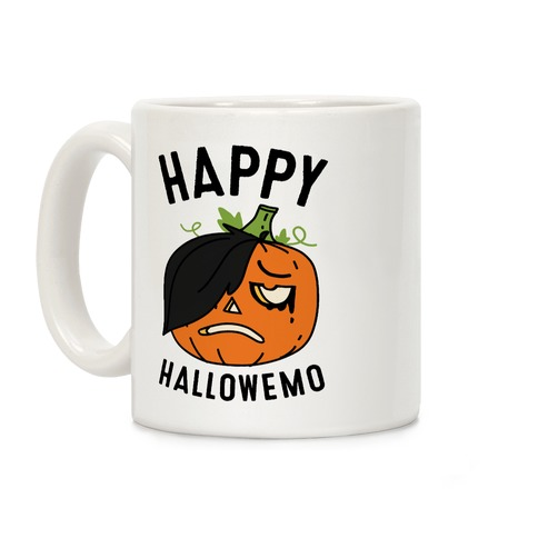 Happy Hallowemo Coffee Mug