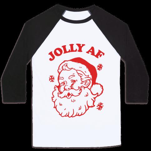 Jolly AF Baseball Tee