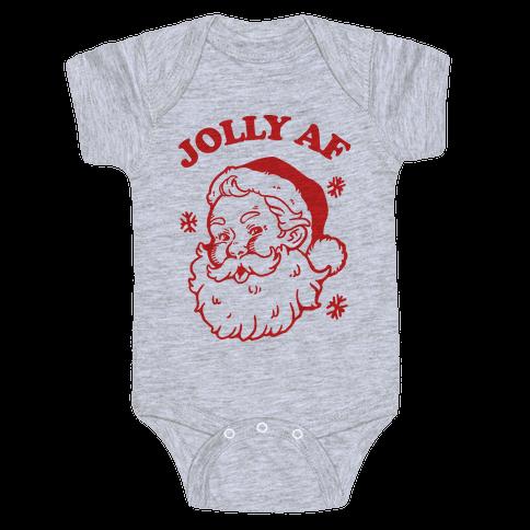 Jolly AF Baby Onesy