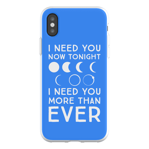 Total Eclipse Parody Phone Flexi-Case
