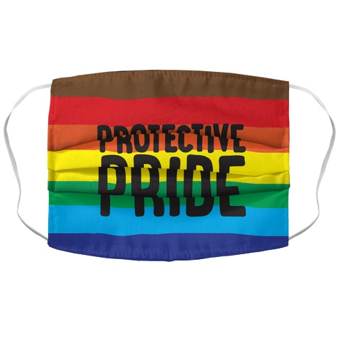 Protective Pride Face Mask Cover