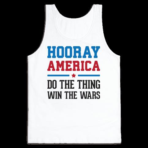 Hooray America Tank Top