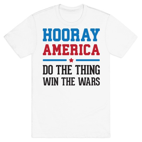 Hooray America T-Shirt