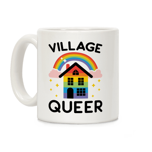 Village Queer Coffee Mug