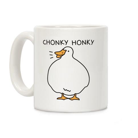 Chonky Honky Coffee Mug