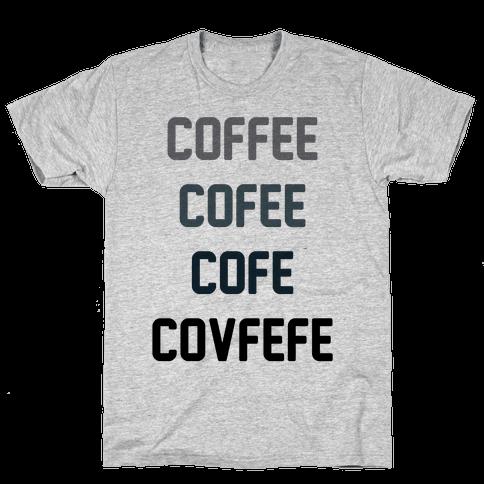 Woke Cofveve Mens T-Shirt