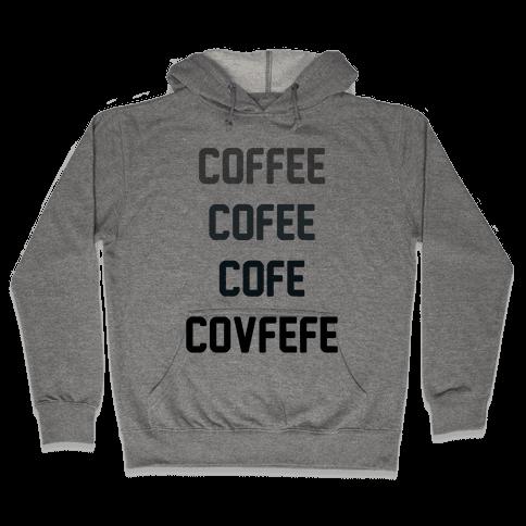 Woke Cofveve Hooded Sweatshirt