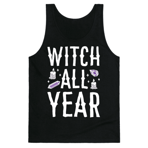 Witch All Year Tank Top
