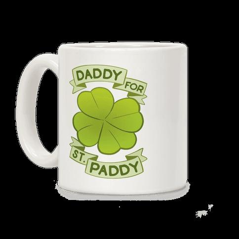 Daddy For St. Paddy Coffee Mug