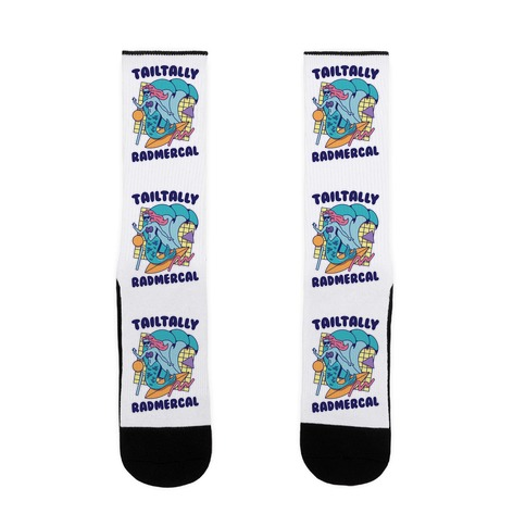Tailtally Radmercal Sock
