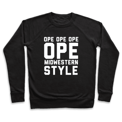 Ope Midwestern Style Pullover