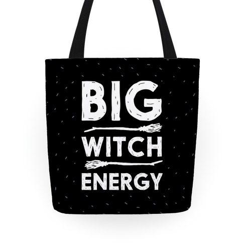 Big Witch Energy Tote