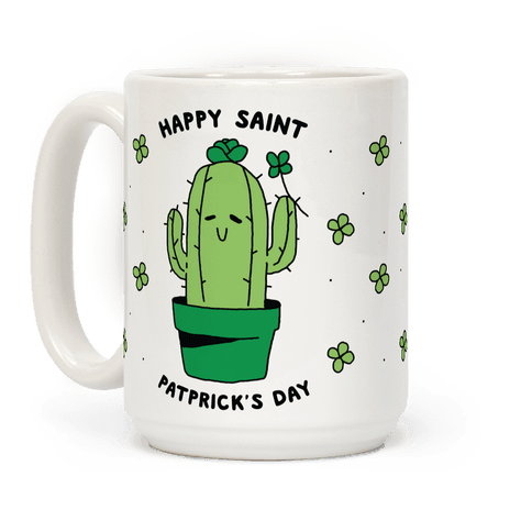 Happy Saint Patprick's Day Coffee Mug