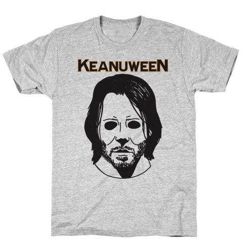 Keanuween - Keanu Halloween T-Shirt