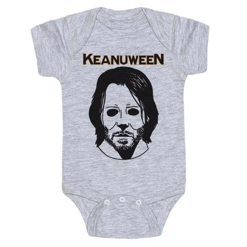 Keanuween - Keanu Halloween Baby Onesy