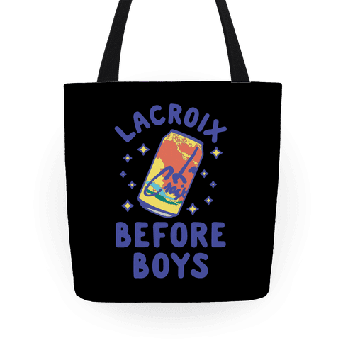 LaCroix Before Boys Tote