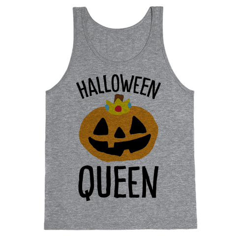 Halloween Queen Tank Top