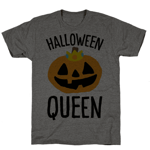 Halloween Queen Mens T-Shirt