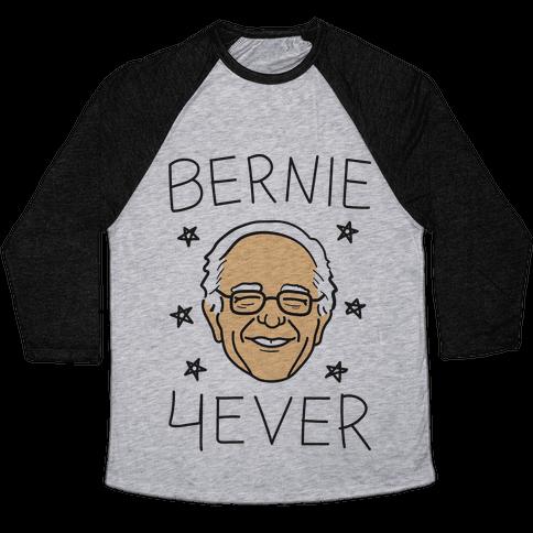 Bernie 4ever Baseball Tee