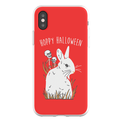 Hoppy Halloween Phone Flexi-Case