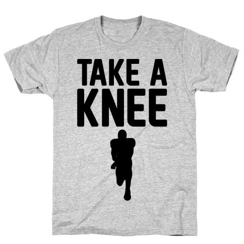 Take A Knee Mens T-Shirt