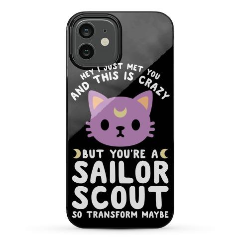 Transform Maybe Phone Case