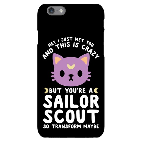 Transform Maybe Phone Case