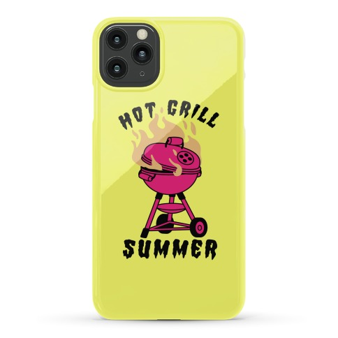 Hot Grill Summer Phone Case