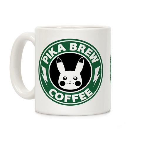 Pika Brew Coffee Coffee Mug