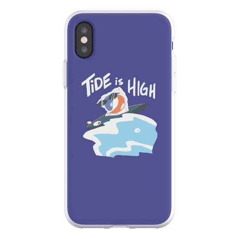 Tide is High Phone Flexi-Case