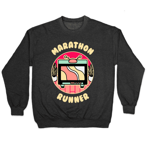 (TV) Marathon Runner  Pullover