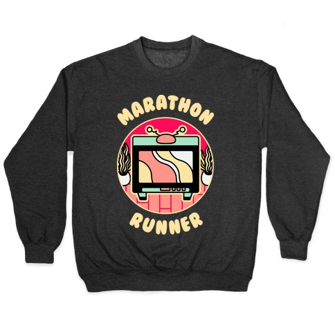 (TV) Marathon Runner  Pullover