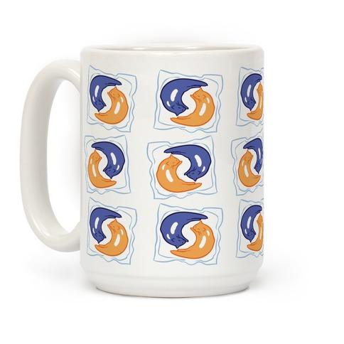 Tide Pod Cats Parody Coffee Mug