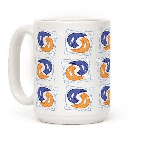 Tide Pod Cats Parody Coffee Mug