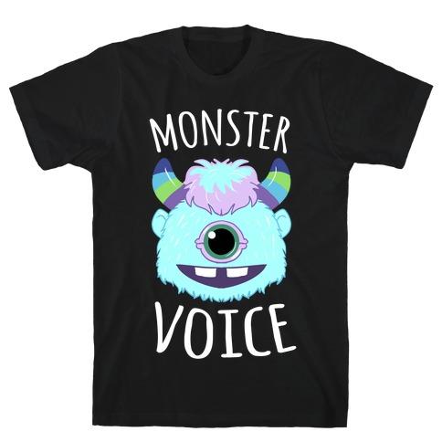Monster Voice T-Shirt
