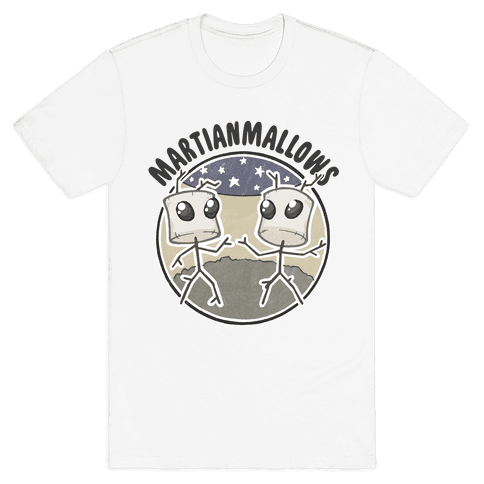 Martianmallows Mens/Unisex T-Shirt