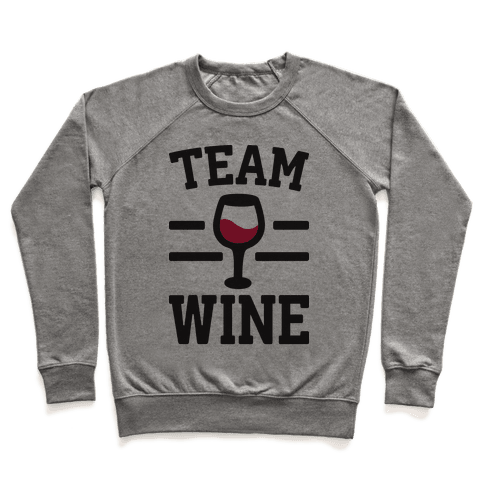 Team Wine Pullover