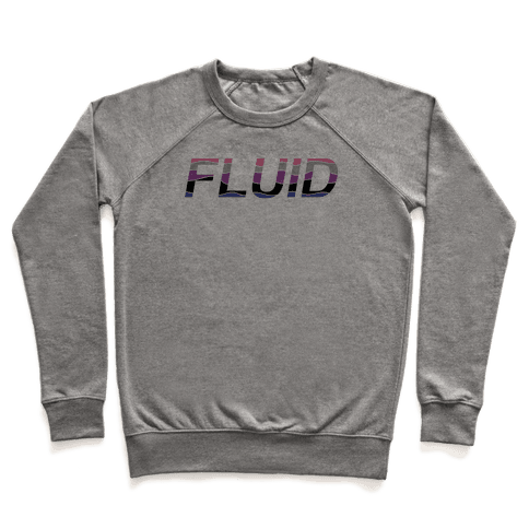 Fluid Waves Pullover