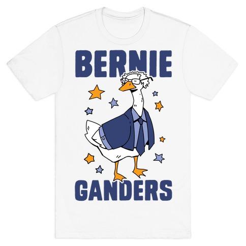 Bernie Ganders T-Shirt