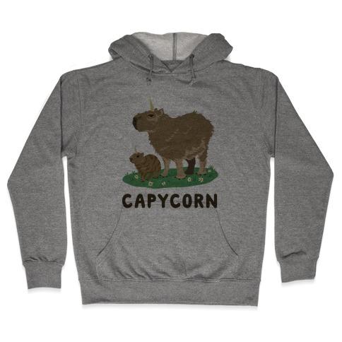 Capycorn Hooded Sweatshirt