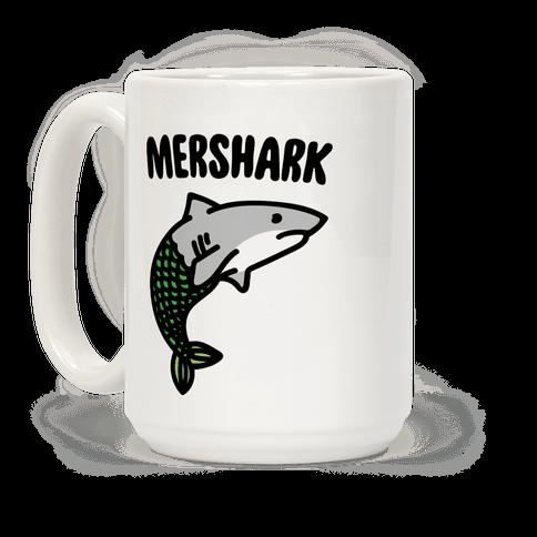 Mershark Parody Coffee Mug