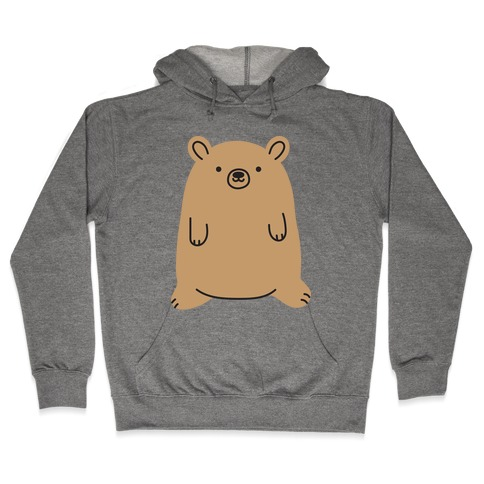 Fat Bear Hooded Sweatshirt